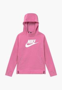 Nike Sportswear - Sweat à capuche - magic flamingo/white - 0