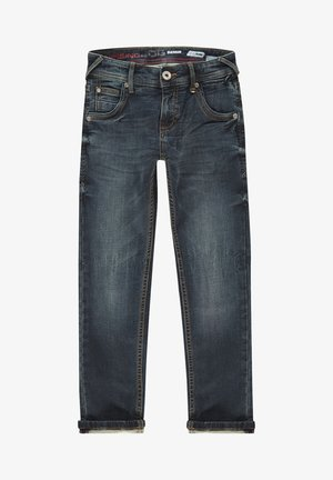 DAVINO - Straight leg jeans - cruziale blue