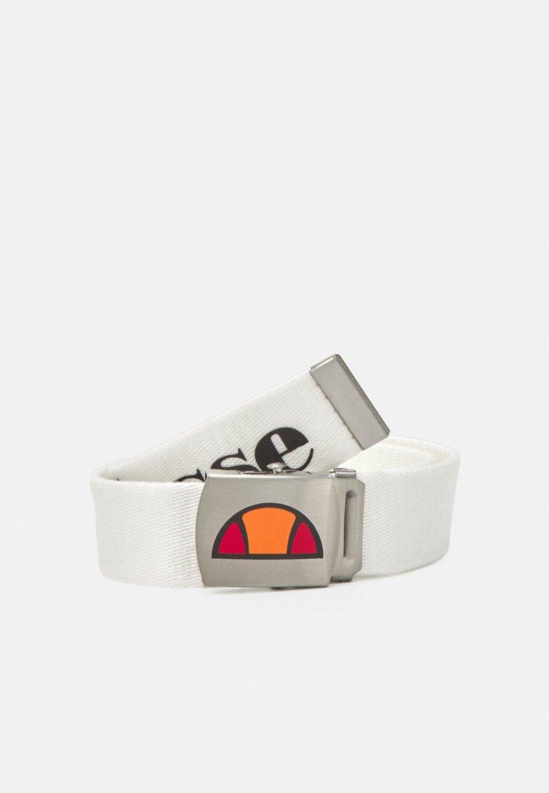 Ellesse - KAGALO UNISEX - TEENS - 9+YEARS - Belt - white