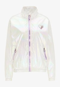 myMo - HOLOGRAPHIC  - Summer jacket - weiss holografisch - 4
