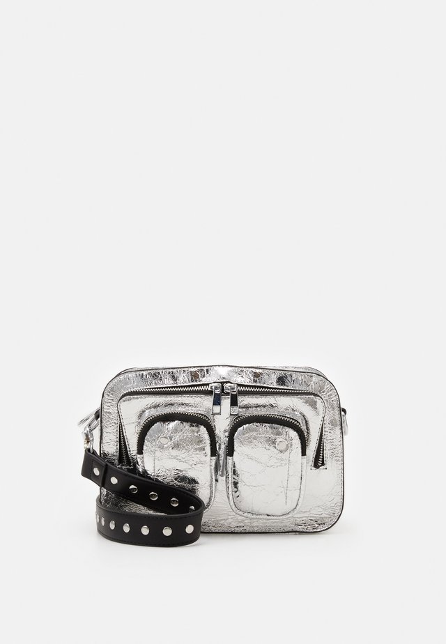 ELLIE COOLING - Borsa a tracolla - silver