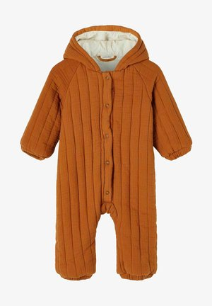 Snowsuit - glazed ginger