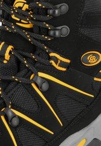 Brütting - Walking boots - black - 5