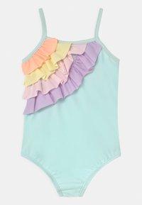 GAP - TODDLER GIRL RAINBOW - Swimsuit - glass of water - 1