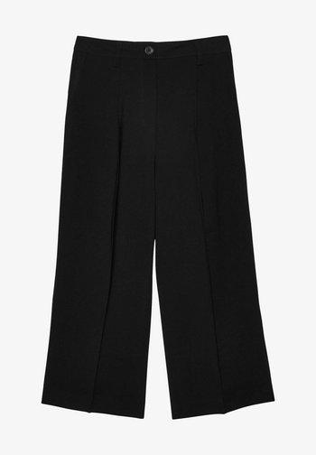 CULOTTE - Trousers - schwarz