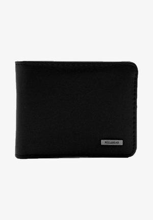 Wallet - mottled black