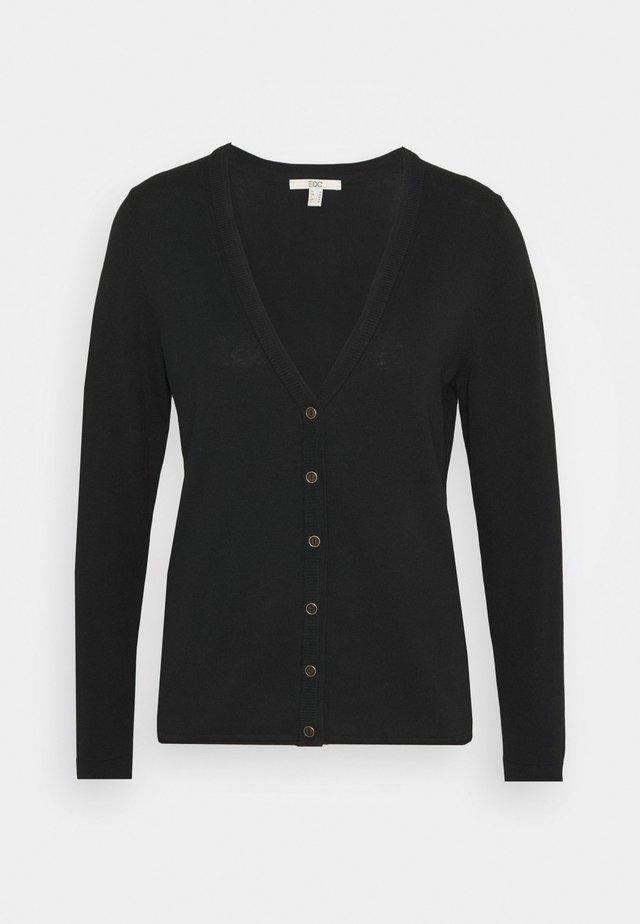 BASIC - Cardigan - black