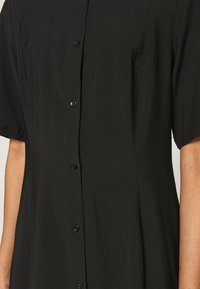 EDITED - LAILA DRESS - Shirt dress - schwarz - 5