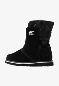 Sorel - YOUTH RYLEE - Boots - black/light bisque - 1