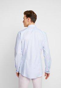 OLYMP No. Six - OLYMP NO.6 SUPER SLIM FIT  - Koszula biznesowa - bleu - 2