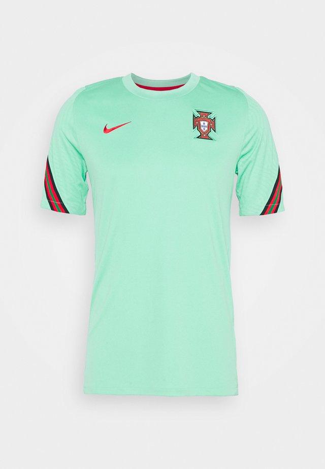 PORTUGAL - Equipación de clubes - mint/sport red