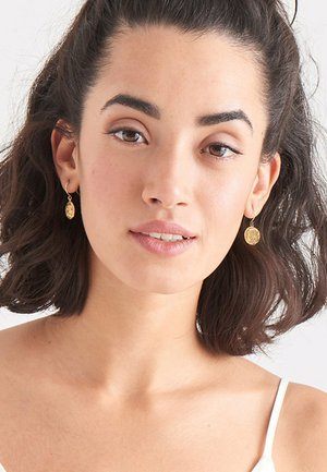 EMBLEM - Earrings - gold