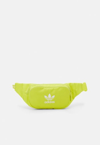 ESSENTIAL UNISEX - Bum bag - acid yellow