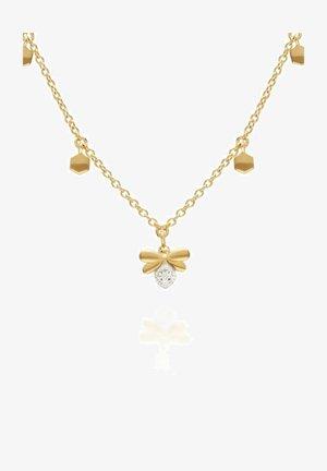 Necklace - transparent
