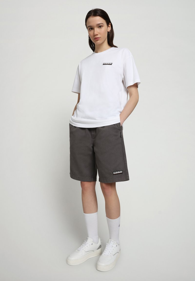 Napapijri - Shorts - grey gargoyle