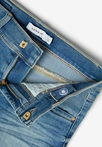 Name it - Shorts vaqueros - light blue denim - 2