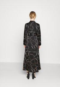 Vero Moda - VMCALA  ANCLE DRESS  - Maxi dress - black - 2