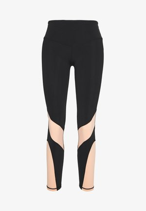 SPRING BOUND LEGGING - Legginsy - black