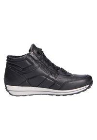 ara - COMFORT - Höga sneakers - schwarz - 8
