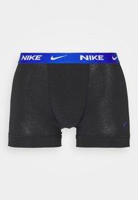 Nike Underwear - EVERYDAY TRUNK 3 PACK - Onderbroeken - black - 4