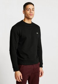 Lacoste - Collegepaita - black - 0