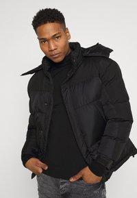 Brave Soul - SPEED - Winter jacket - black - 4