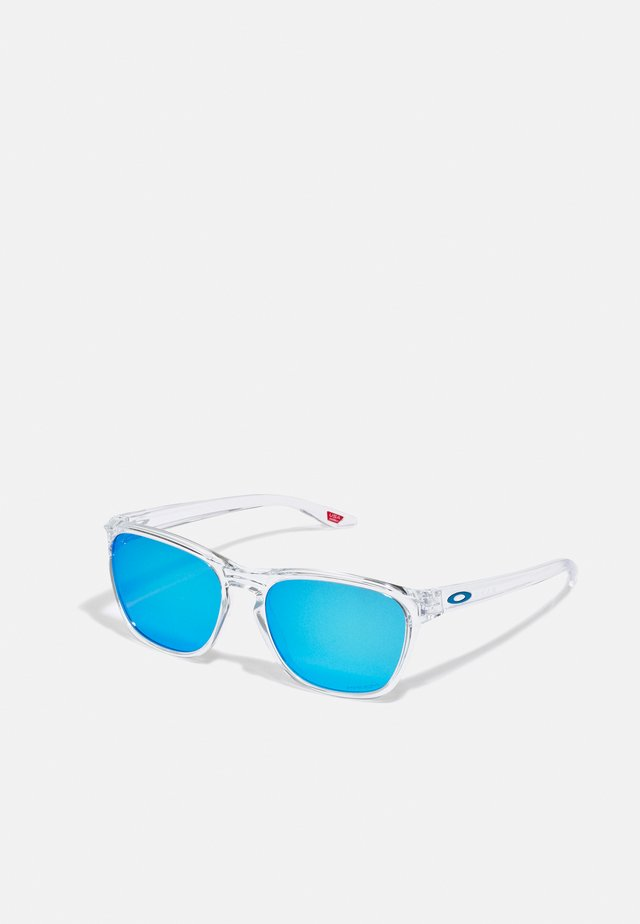 MANORBURN UNISEX - Occhiali da sole - transparent/blue