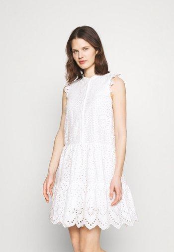DRESS - Robe chemise - new white