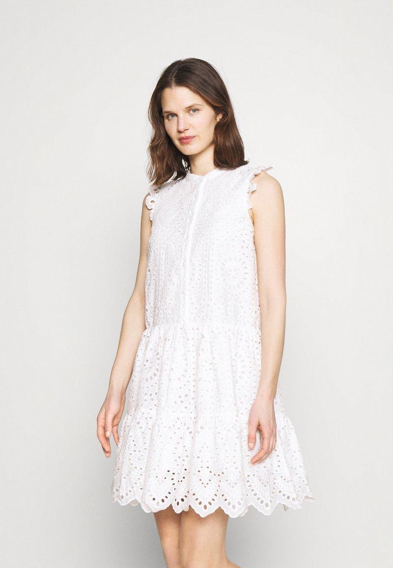 Rosemunde - DRESS - Košilové šaty - new white