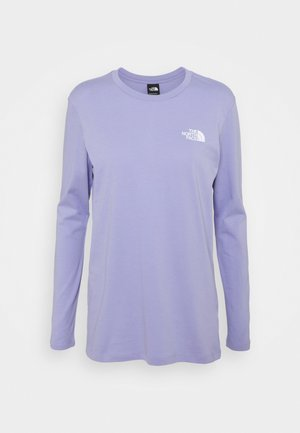 TEE - Long sleeved top - sweet lavender