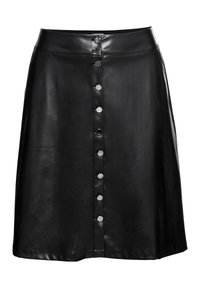 Sheego - A-line skirt - schwarz - 6