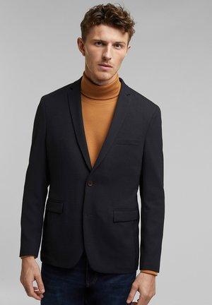 STRUCTURED - Blazer jacket - dark blue