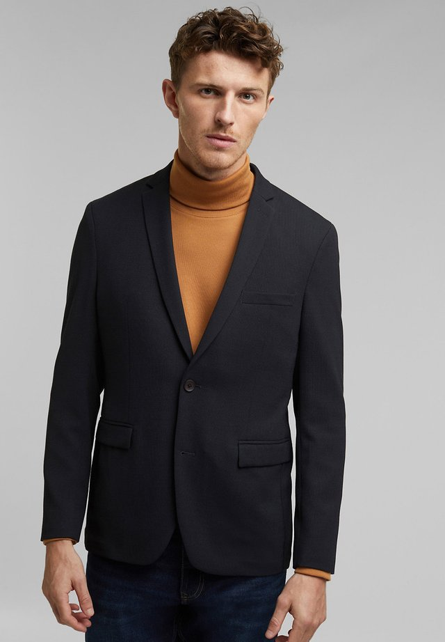 STRUCTURED - Blazer - dark blue