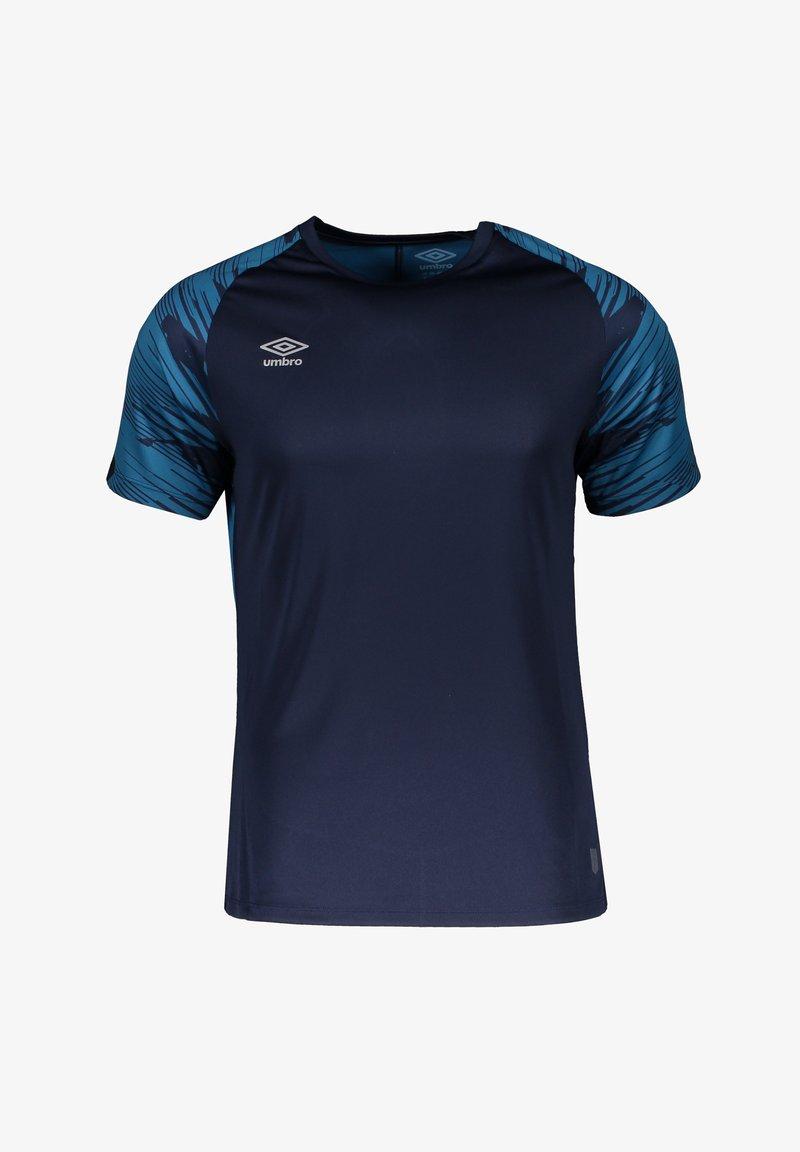 Umbro - Print T-shirt - blau