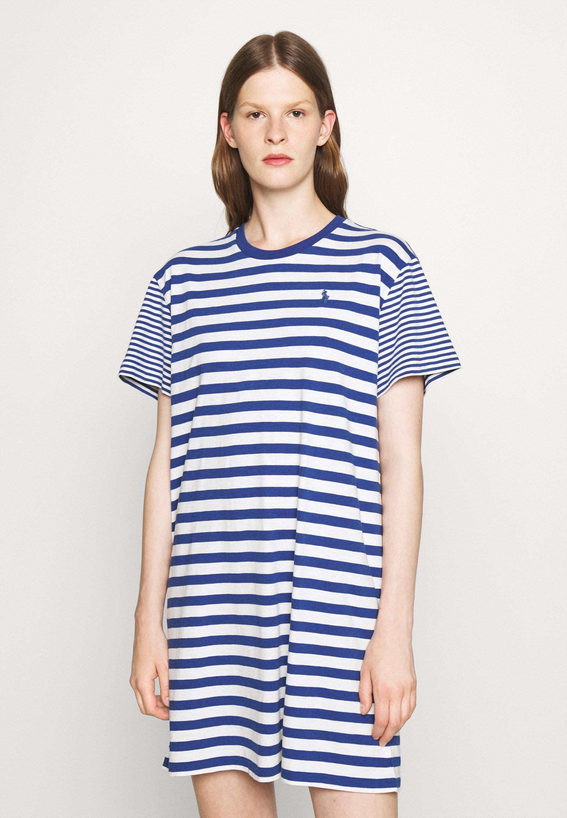 Women SHORT SLEEVE DAY DRESS - Jersey dress