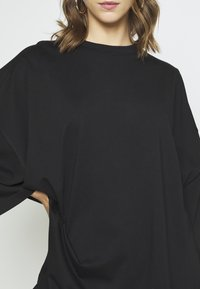G-Star - GLASY XXL LOOSE WMN - Basic T-shirt - dk black - 5