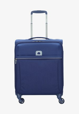 BROCHANT  - Wheeled suitcase - blue