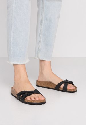 ALMERE - Slippers - black