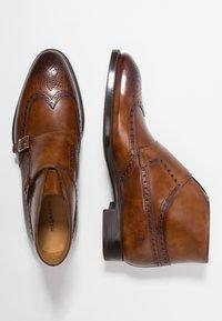 Magnanni - Støvletter - tabaco - 1