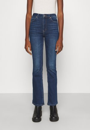 FIONA - Jeans a zampa - mid blue