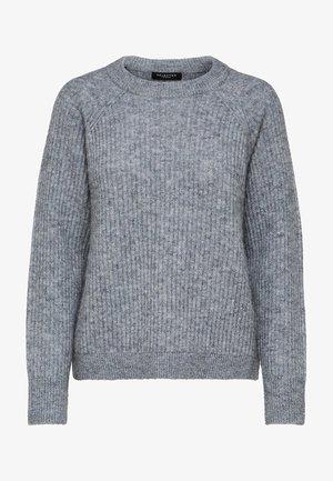 Sweatshirt - quicksilver