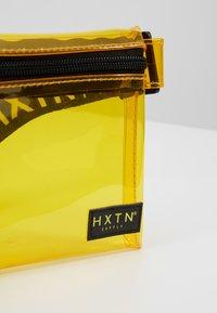 HXTN Supply - PRIME CROSSBODY - Bum bag - yellow - 6