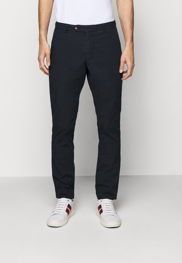 TROPICAL - Chinos - dark navy