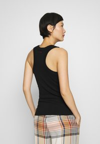 HUGO - DIFINE - Top - black - 2