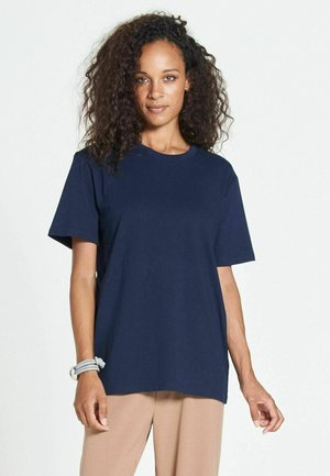 ESSENTIAL  - T-shirt basic - navy
