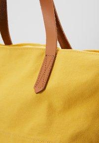 Esprit - Tote bag - yellow - 2