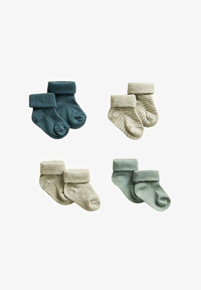 VERDES 4 PACK - Socks - verde