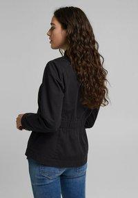 edc by Esprit - Summer jacket - black - 2