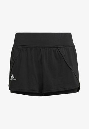 TENNIS MATCH SHORTS - Sports shorts - black