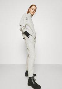 AllSaints - LUCIA  - Tracksuit bottoms - grey marl - 3